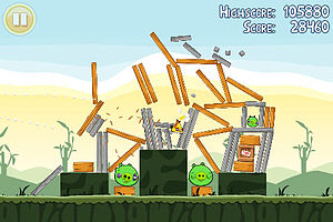 300px-Angry-Birds-in-Game-Play-1