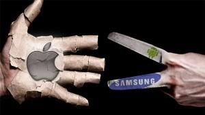The Apple/Samsung Fight