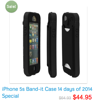 iphone 5s Band-It Case