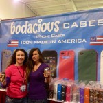 Arianna and Shyanne with their Bodacious Cases.