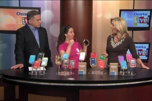 Arianna Russell, CEO of Bodacious Case, LLC on Ozark Live