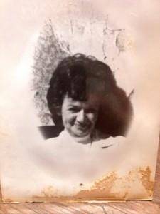 Grandma Dora Burnett